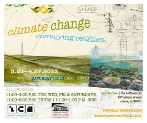 climate change @ ecoartlab